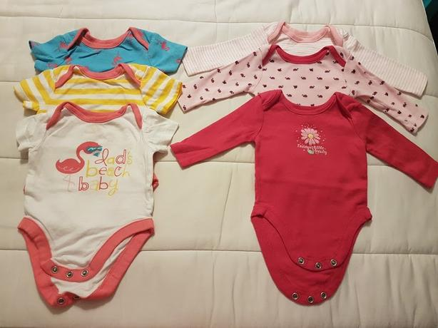Excellent Like New Condition - Baby Girl Clothes 0-3 Months