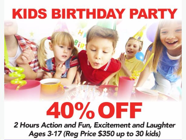 Amazing KIDS Party!