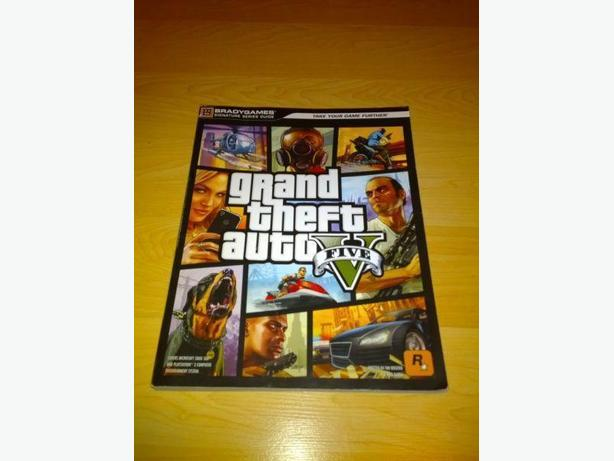 Brady Strategy Guide For Grand Theft Auto 5