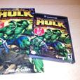 Incredible Hulk Ultimate Destruction w Preorder Comic Gamecube