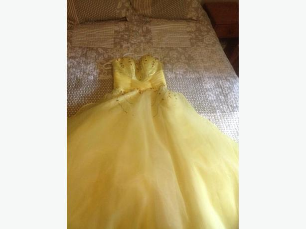 FREE: Free to a home in need, size 4 Grad dress