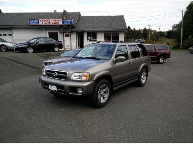 2003 Nissan Pathfinder LE (Stock 2838)