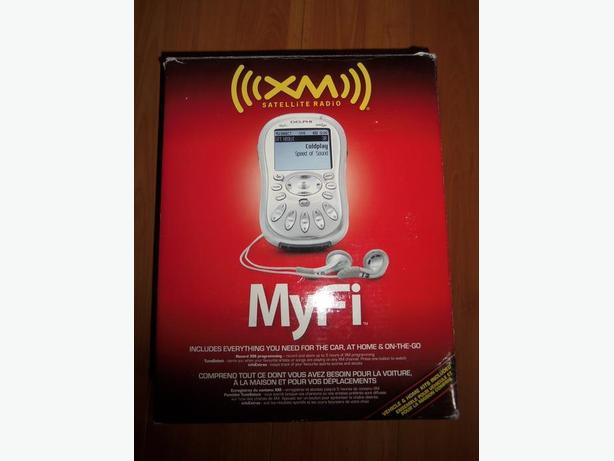 MYFI SATELLITE RADIO