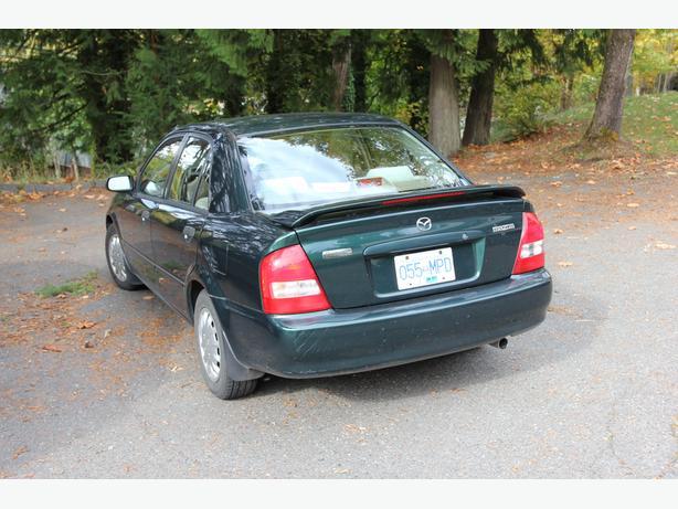 Mazda Protege 1999 LX  1470 CAD OBO