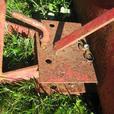 Snowplow Grader Blade Lawn Garden Tractor