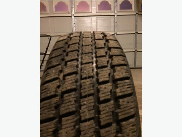 Winter Tires 15 inch 195/60