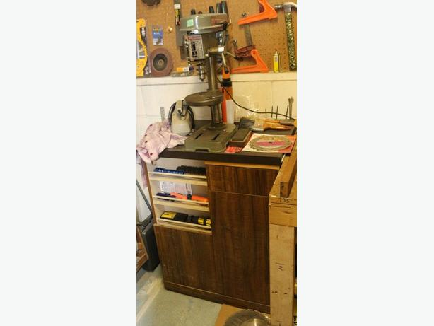 Drill Press by foremost Machinery 5 sp
