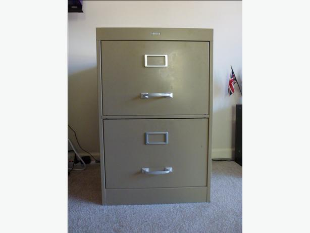 Beau Litton Cole 2 Drawer Legal Filing Cabinet