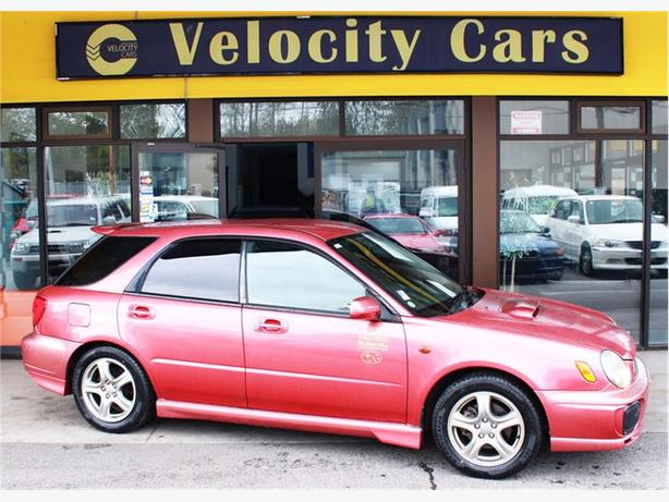 2001 Subaru Impreza WRX Hatchback AWD 115K's Turbo 276hp 175 BI-WEEKLY