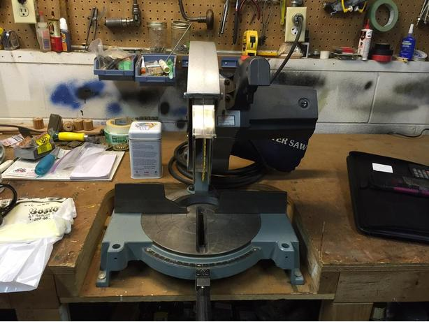 10 inch Miter Saw by King