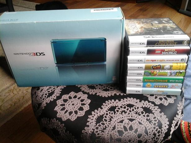 Nintendo 3DS lot
