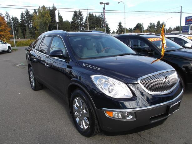2011 buick enclave cxl awd for sale outside victoria victoria. Black Bedroom Furniture Sets. Home Design Ideas