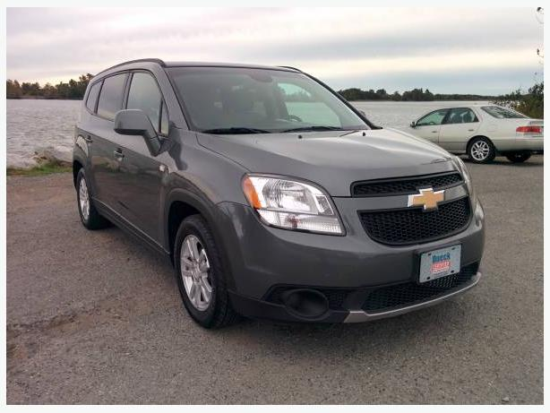 2012 Chevrolet Orlando LT - 85,053 KM - ONE OWNER&LOCAL