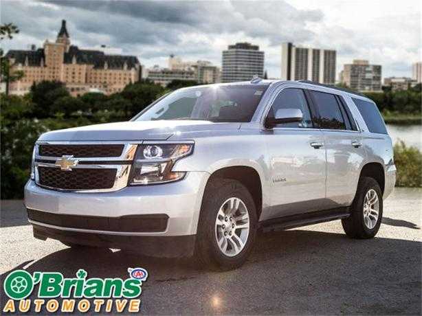 2016 chevrolet tahoe ls 4x4 central regina regina. Black Bedroom Furniture Sets. Home Design Ideas