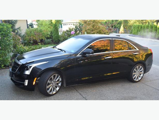 2015 Cadillac ATS 3.6 ltr RWD Premium