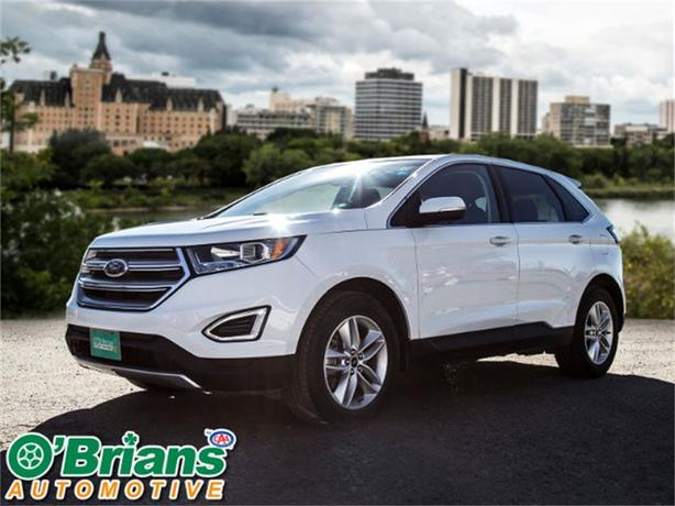 2015 ford edge sel awd central regina regina. Black Bedroom Furniture Sets. Home Design Ideas