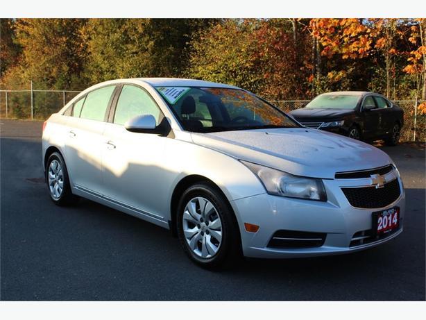2014 Chevrolet Cruze | A/C | TOUCHSCREEN | CRUISE CONTROL