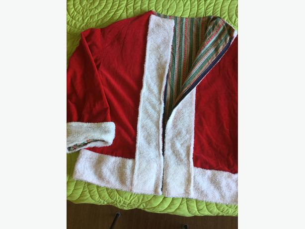 SANTA CLAUS COSTUME - Do You Want to Be SANTA? Complete