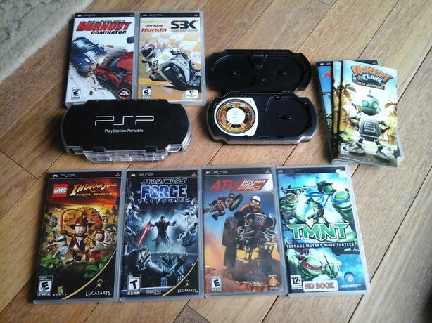 Sony PSP lot