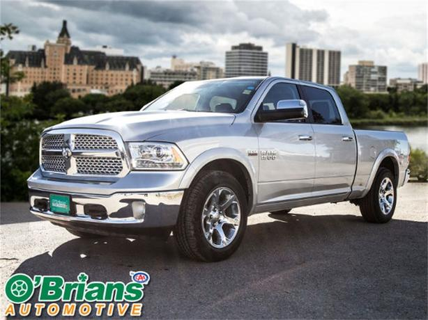 2016 Ram 1500 Laramie - CMD START LEATHER MFG WARRANTY