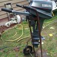 Yamaha 8hp Short Shaft 2 Stroke