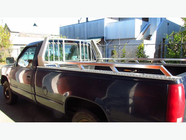 Aluminum Truck Rack & Rails