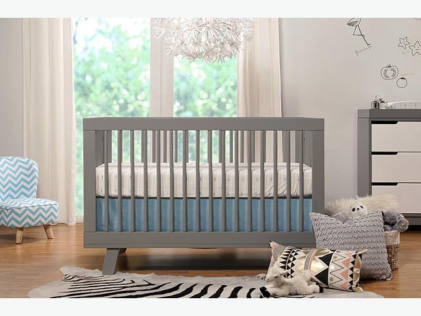 3-IN-1 HUDSON CONVERTIBLE CRIB BY BABYLETTO