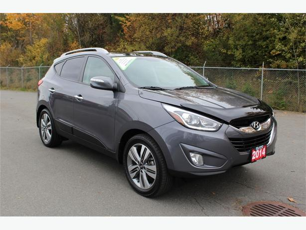 2014 Hyundai Tucson | HEATED SEATS | LEATHER | NAV