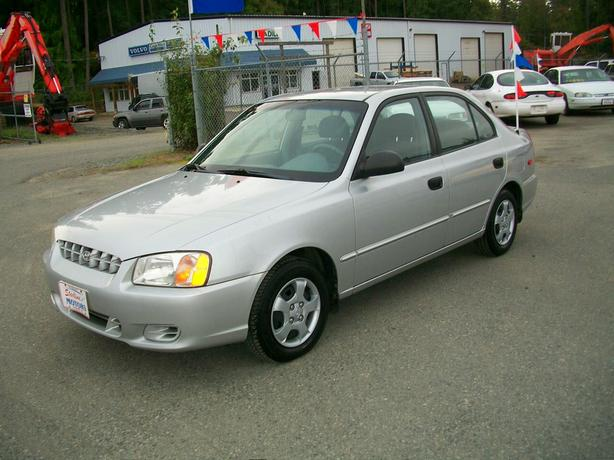 *** SUPER  CLEAN !! GAS  SAVER !!  HYUNDAI  ACCENT  GS !! ***