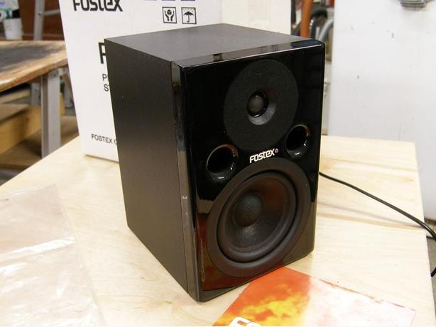 Fostex PM0.4 - Powered Monitors - MINT