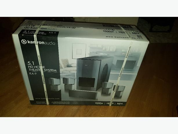 Kamron Audio 5.1 Home Theatre System