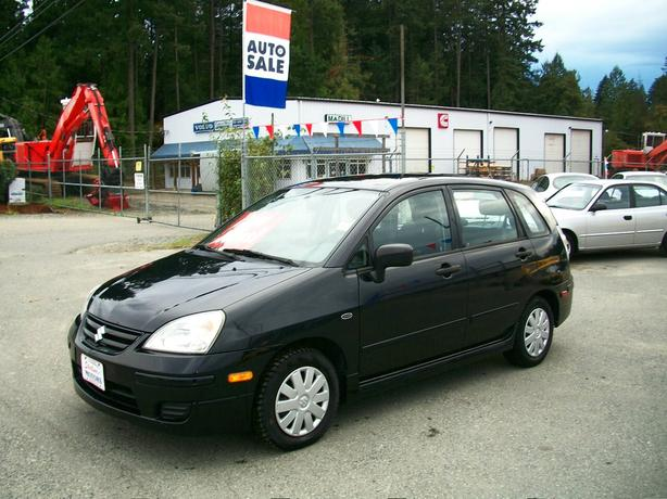 *** WOW !!  ONLY ....102,000 KMS !!  2006  SUZUKI  AERIO !!  ***