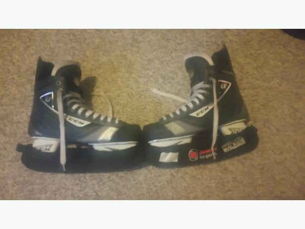 CCM Skates $50.00 Men's size 10W with superfeet