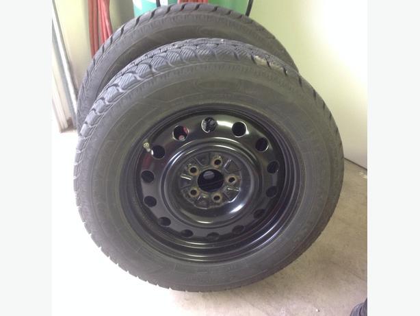 """17"""" Goodrich Winter Tires"""