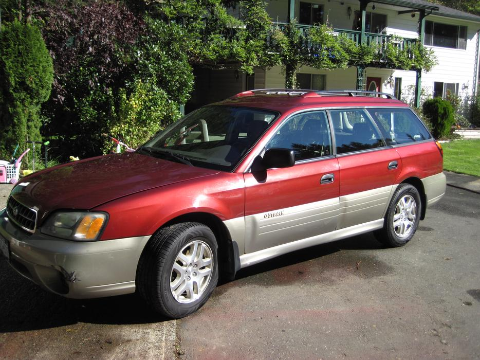 2003 Subaru Outback Price Reduced Outside Victoria Victoria