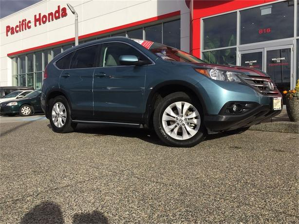 2014 Honda CR-V EX-CERT - LOCAL 1 OWNER VERY WELL EQUIPPED