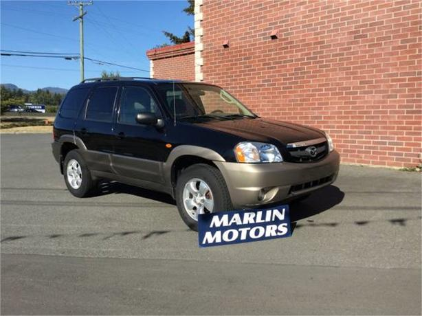 2004 Mazda Tribute LX 4WD