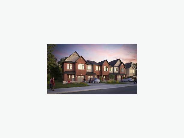 Brand new townhouse in Kanata Arcadia for rent