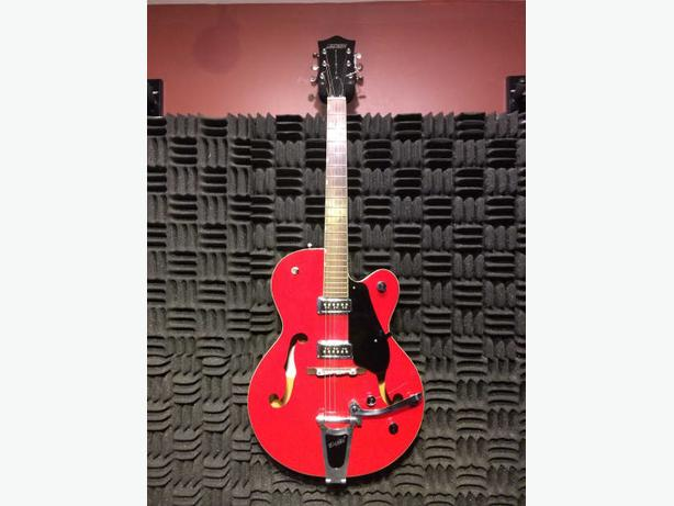 WANTED: Have You Seen This Guitar?