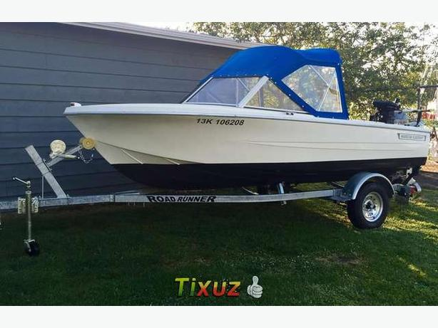 WANTED: 16 to 17 foot boat
