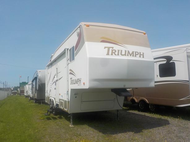 2002 TRIUMPH 285