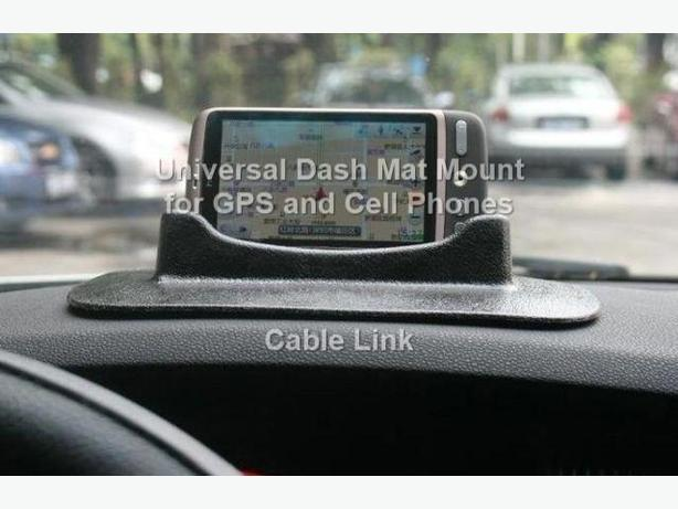 Universal Smart Stand Mat Dash Mount for GPS, Cell Phone