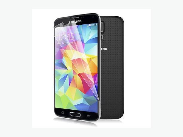 Clear Anti-Scratch Screen Protector For Samsung Galaxy S5