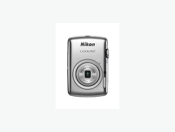 Nikon COOLPIX S01 10.1 MP Digital Camera with 3x Zoom
