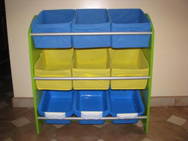 Elmo Toy Organizer