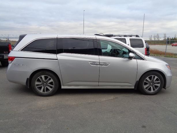 2014 Honda Odyssey Touring #I5341 INDOOR AUTO SALES WINNIPEG