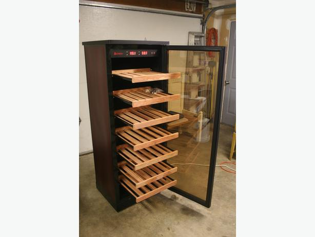 42 min. bottle Wine Fridge