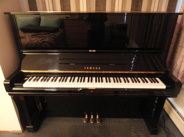 Yamaha u3 piano victoria city victoria for Used yamaha u3 upright piano