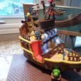 FPrice Jake & the Never Land Pirates Magical Sword & pirate Ship