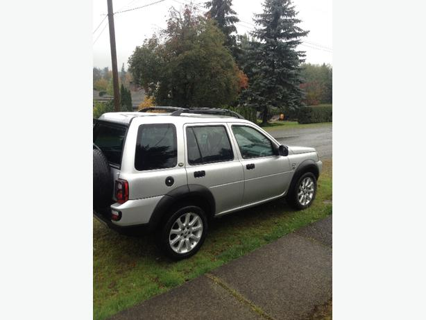 2004 Land Rover Freelander AWD